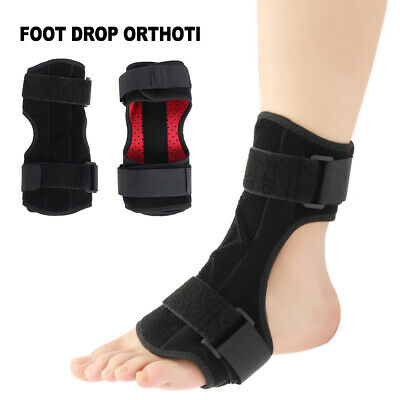 Foot Drop Brace Night Splint Plantar Fasciitis Pain Relief Sleep Ball Massager