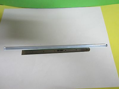OPTICAL LASER ROD NEODYMIUM DOPED OPTICS AS IS [chipped on edge] BIN#5-DT-B-5