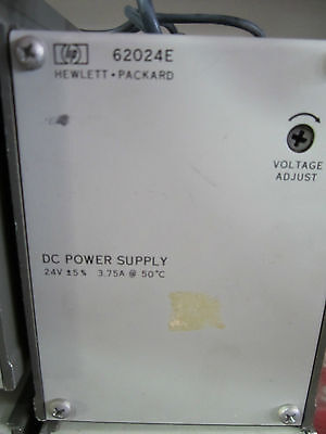 Hp 62024E Hewlett Packard Stable Professional Power Supply 24 Volts 3.75 Amps