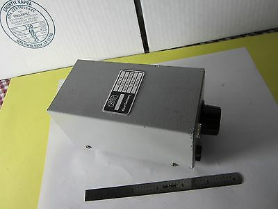 Microscope Part Zeiss Germany Power Supply For Lamp Illuminator 6V 5W Bin#c9