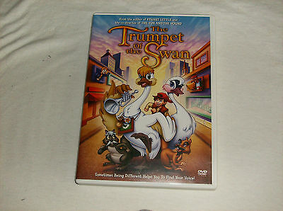 Trumpet of the Swan (DVD, 2001)