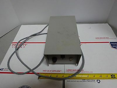 Zeiss Lamp Power Supply Illuminator Model 1100 Bin#tc-1