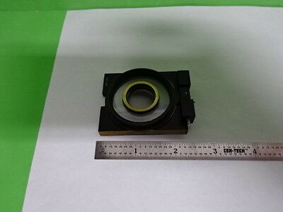 Microscope Part Zeiss Polarizer Objective Holder Pol Optics As Is #Aq-09