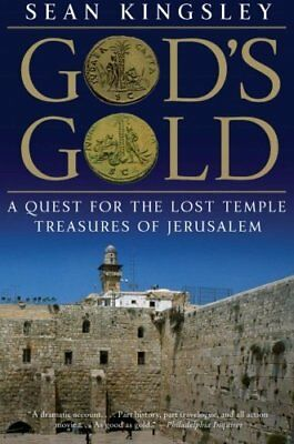 NEW - God's Gold: A Quest for the Lost Temple Treasures of Jerusalem