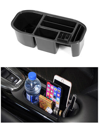 Car Water Cup Holder Storage Box Container Tray for Honda Vezel HR-V HRV