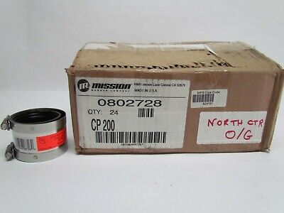 Mission Rubber CP 55 Band-Seal Coupling USIP