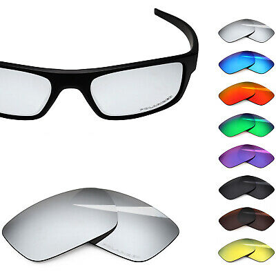 e063939513b6 BlazerBuck Polarized Etching Replacement Lenses for-Oakley Drop Point -  Options