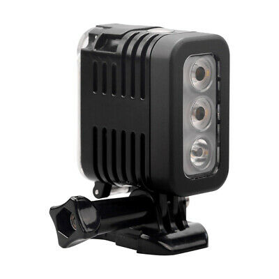 Diving light Black For GoPro Hero 6 5 3-7V 1000mah Video Portable Accessories