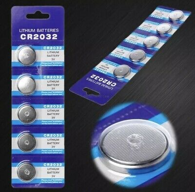 Sony CR2032 Batteries 5 Pack