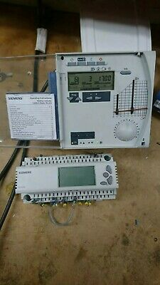 Siemens Heating Controller