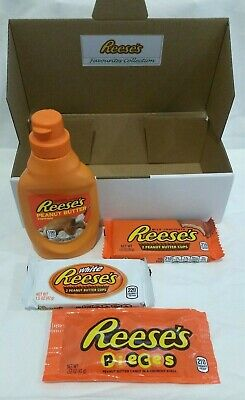 Reese's combo buy - Peanut butter cups, Reeses pieces & topping