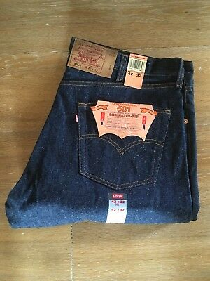 Levi's 501xx Made In Usa W42 L32