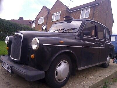 LTI fairway driver, London Taxi with mot. Drive it away today