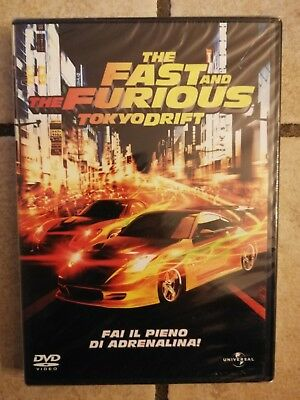 The Fast And Furious Tokyo Drift   Dvd Originale Sigillato