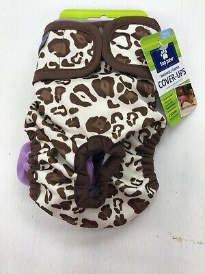 Top Paw Washable Diaper Cover-Up Female New Wth Tags 2 Pack $14.99 to $17.99