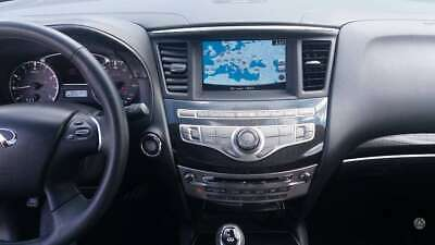 INFINITI QX60 2017+ US Navigation and entertainment conversion to Europe
