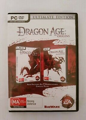 Dragon Age Origins Ultimate Edition - PC Game Complete with Manual Free Postage