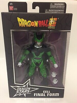 Dragon Ball Super Dragon Stars Series Perfect Cell Final Form Action Figure New