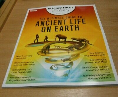 BBC Focus magazine Collection Series Vol 13 Guide to Ancient Life on Earth 2019