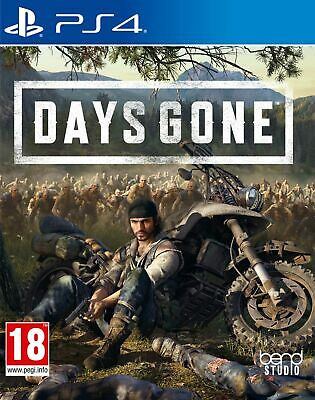 Days Gone (PS4) Brand New & Sealed