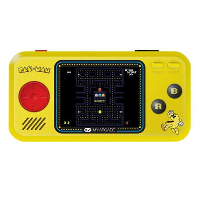 My Arcade Console Retro Pixel Pac-Man Pocket Player