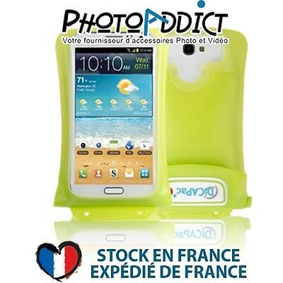 Dicapac Wp-C2 - Funda Impermeable para Samsung Galaxy Note - Certified Ipx8 -