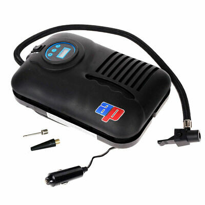 AP Portable 12V Car Van Digital Tyre Tire Inflator Air Compressor Pump