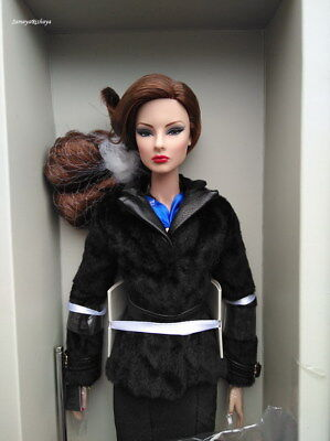 Fashion Royalty FR2 Nu Face Giselle Diefendorf Energetic Presence Doll NRFB