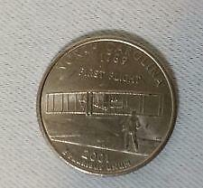 2001 P - North Carolina First Flight Quarter