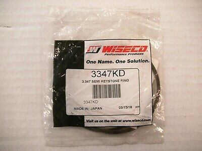 VINTAGE 2081PS WISECO SNOWMOBILE PISTON KAWASAKI ARCTIC CAT T4B292S 55.5mm  292c