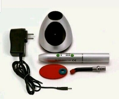 New Dental Wireless LED  Curing Light 420nm - 485nm Woodpecker style UK STOCK