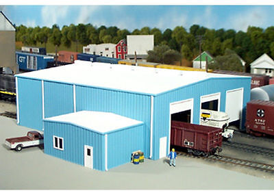 Rix Products PIKESTUFF - The Shops - Building Kit HO Scale 541-0015