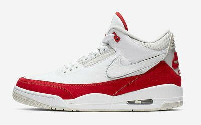 buy online adc0f 0bfa0 2019 Nike Air Jordan 3 Retro TH SP SZ 9 Tinker Max 1 White Fire Red