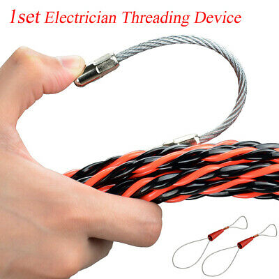Puller Electrical Wire Threader Electrician Threading Device Construction Tools