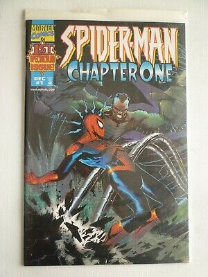 Spider-Man Chapter One 1 Dynamic Forces Alternate Cover Sealed COA Marvel Comics