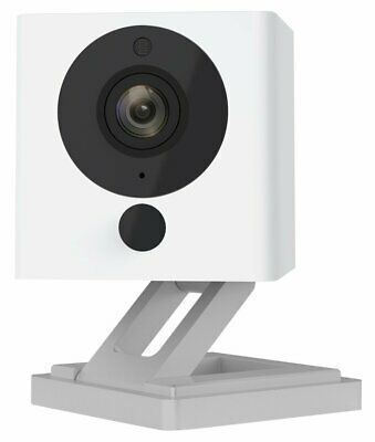 Indoor Wireless Smart Home Camera with Night Vision,2-Way Audio,Works with Alexa