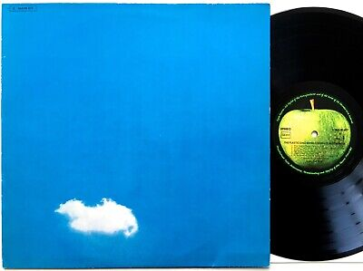 The Plastic Ono Band - Live Peace In Toronto 1969 LP (Apple Records)