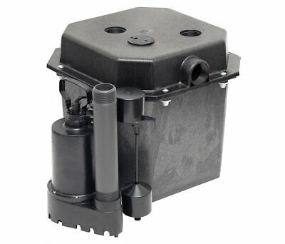 DAYTON 1/3 HP Sink Drain Pump System  4.1 Amps, 115V Basin Capacity: 6.0 Gallon