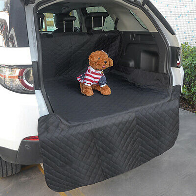 Waterproof SUV Car Pet Dog Back Seat Cover Trunk Cargo Liner Bench Protector