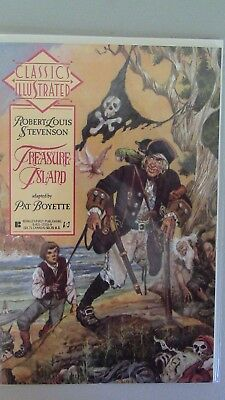 Rick Geary Wuthering Heights CLASSICS ILLUSTRATED #13 NM First Comics 1990