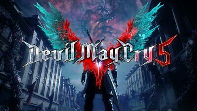 Devil May Cry 5 standard edition PC CODE STEAM