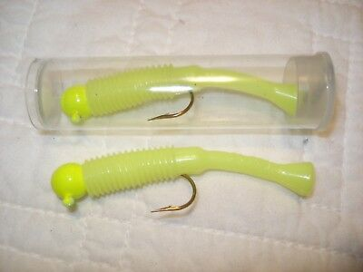 Shadow Mini-Mite Jig-in-a-Tube NEW Assorted 5000