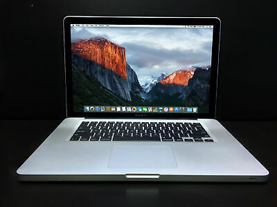"Apple MacBook Pro 15""  PRE-RETINA UPGRADED 8GB RAM 250GB SSD~ 3 YEAR WARRANTY"