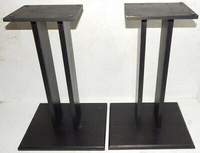 wooden speaker stands was told were for b&w speakers