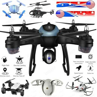 LH-X38G Dual GPS FPV Drone Quadcopter With 1080P HD Camera Wifi Headless Mode 2