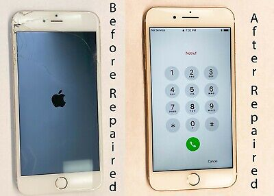Backlight Repair Service Iphone 6S / 6S Plus - Mail Service