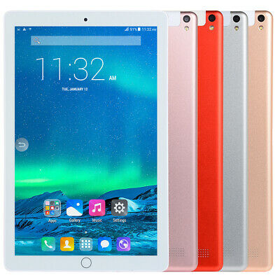 """Newest 10.1"""" Tablet PC Android 8.1 1GB+ 16GB Ten Core WIFI Dual Camera 4MP ju7"""