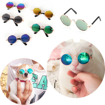Grooming Sunglasses Photos Props Dog Cat Glasses       Pet Eye Protection