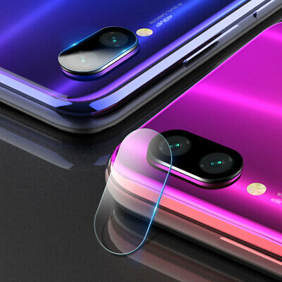 Back Camera Lens Tempered Glass Protector Cover Film For Xiaomi Redmi Note 7 LOT