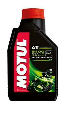 4T Engine Oil Motul 5100 10W40 1L 104066